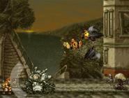 Metal Slug Aliens Attack
