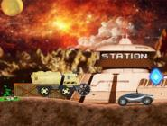 Road To Station