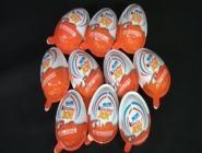 10x Kinder Joy Monster Academy